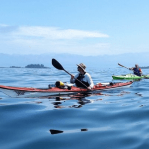 Rent a KAYAK - Doble for 2+1 People