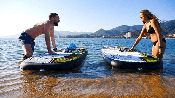 Rent a PADDLE · SUP, 1 person